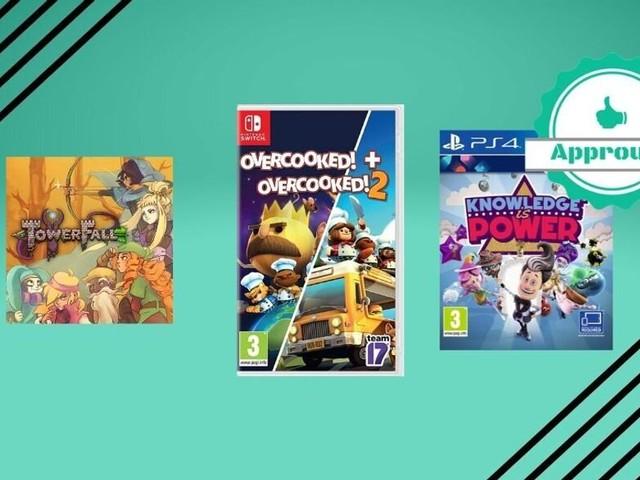 Les meilleurs jeux vidéo pour jouer à plusieurs pendant les fêtes