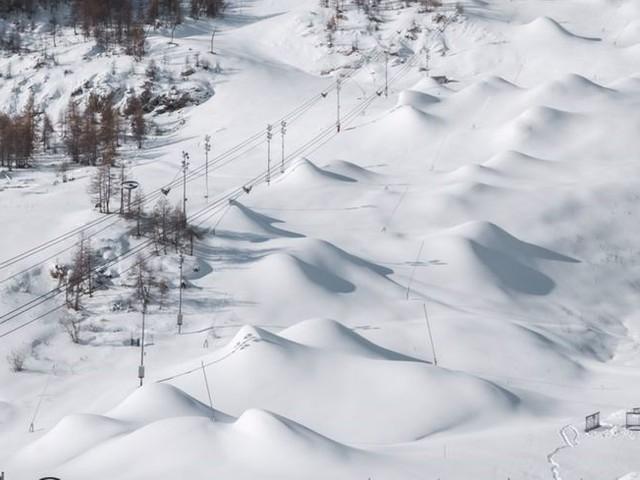 """Val d'Isère : """"tous les voyants sont au vert"""" pour le critérium de la première neige"""