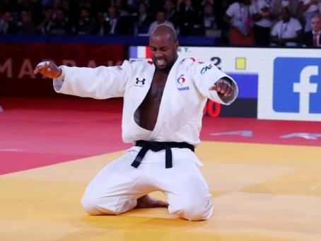 Judo: De 2007 à 2017, les dix couronnes du roi Riner