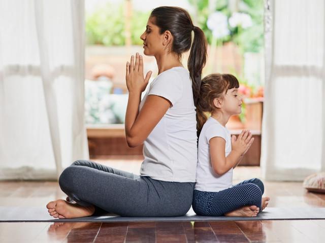Pour la rentrée scolaire, si vous commenciez la méditation avec vos enfants?