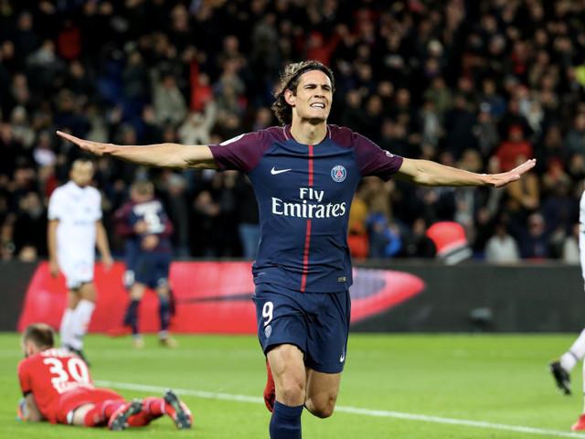 Dans la démonstration du PSG face à Dijon, Cavani a égalé le record de Zlatan Ibrahimovic