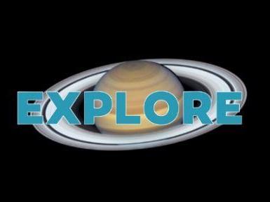 EXPLORE - Saturne et ses anneaux comme vous ne les avez jamais vus