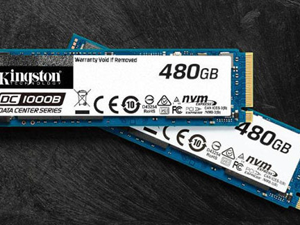 Kingston lance le SSD M.2. NVMe DC1000B à destination des serveurs