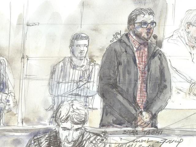 La perpétuité requise contre l'auteur du 1er attentat jihadiste en prison