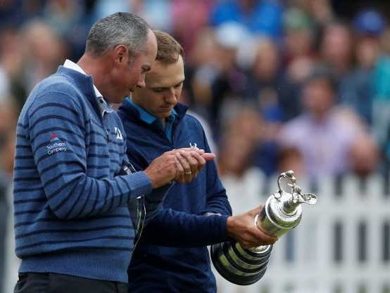 Golf - British Open - Les réactions du monde du golf au sacre de Jordan Spieth