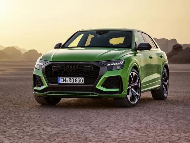 Audi RS Q8 : le V8 essence a encore de l'avenir !