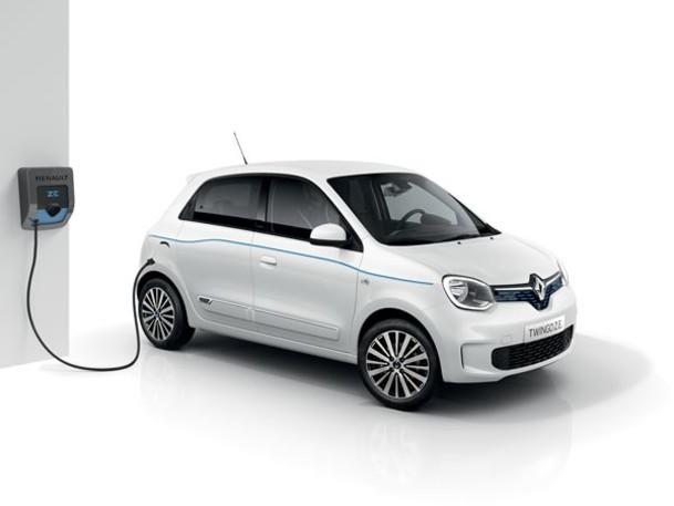 La Renault Twingo Z.E. électrique affiche 180 kilomètres d'autonomie