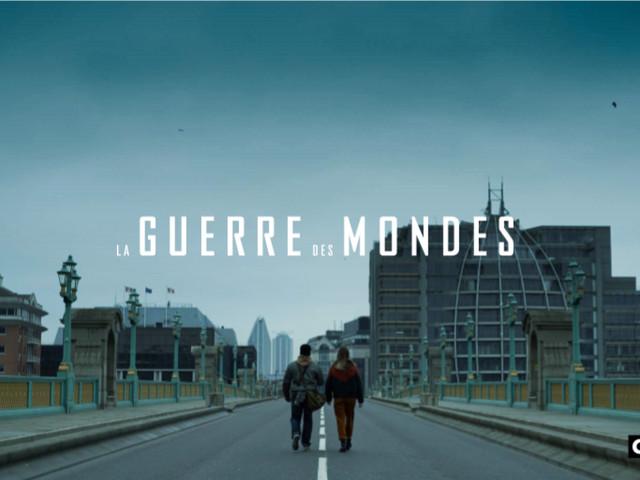 """""""La Guerre des mondes"""": Canal+ lance sa nouvelle création originale de science-fiction dés le 28 octobre"""