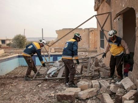Syrie: cinq civils tués dans un raid russe sur le nord-ouest (ONG)