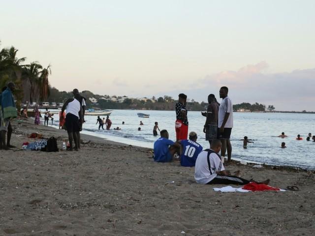 Emmanuel Macron arrive à Mayotte, attendu sur l'immigration cladestine