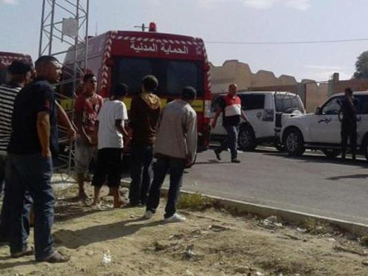 Tunisie: Deux morts et plusieurs blessés dans un accident de la route à Jendouba