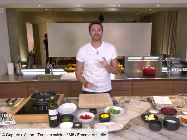"""""""Tous en cuisine"""" : les ingrédients des recettes de Cyril Lignac du lundi 6 avril 2020"""