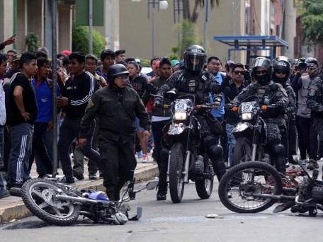 Elections en Bolivie - Bolivie: décès d'un étudiant lors de protestations à Cochabamba