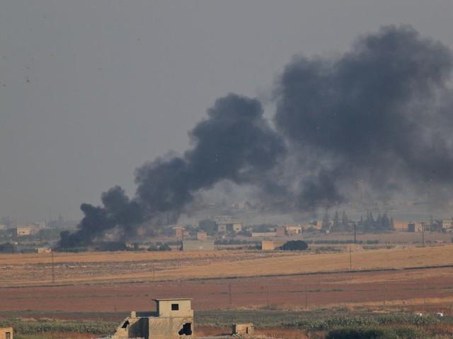 La Turquie lance son offensive au nord-est de la Syrie
