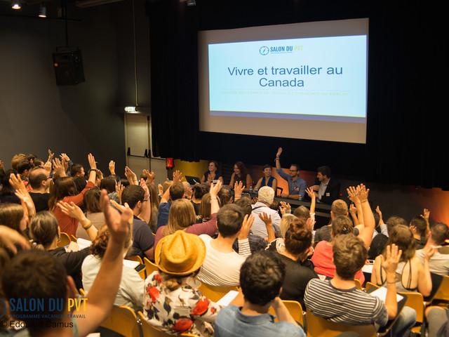 Les conférences du Salon du PVT
