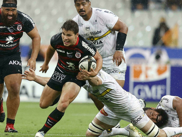 Rugby: le Top 14 démarre fort