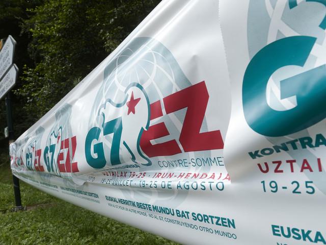 G7 à Biarritz : ce que l'on sait du contre-sommet à Hendaye