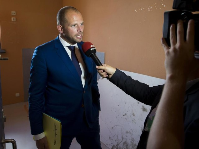 Theo Francken veut annuler la mission de la frégate Louise-Marie en Méditerranée