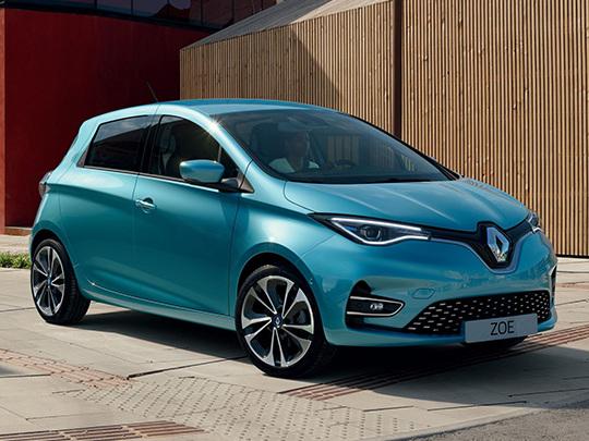 Renault Zoe : nouveau look, nouvelle batterie et meilleure autonomie