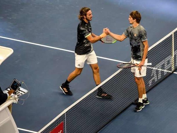 Tennis: Stefanos Tsitsipas et Alexander Zverev, au nom de leurs mères