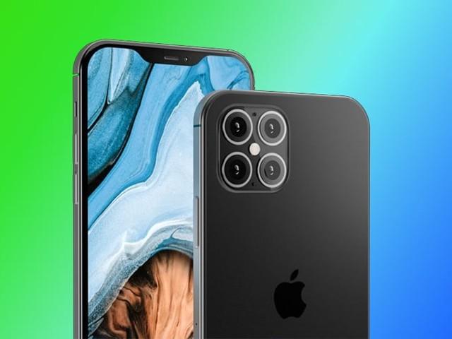iPhone 12 : ces rendus l'imaginent avec un design iPad Pro et quatre capteurs photo