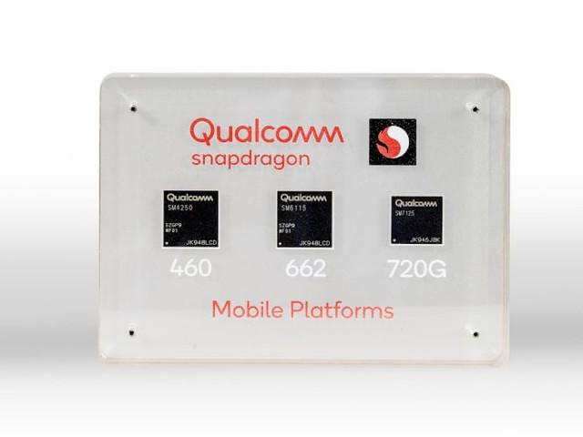 Snapdragon 720G, 662 et 460 : le futur de la 4G chez Qualcomm ne sera pas haut de gamme