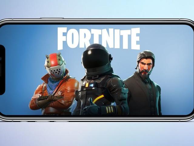 Fortnite est disponible sur iPhone et iPad (si vous avez une invitation)