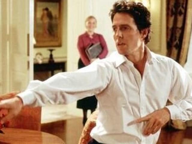 """Cette scène de """"Love Actually"""" a été un enfer pour Hugh Grant"""