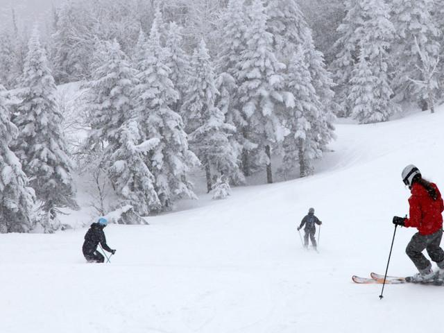 Les changements climatiques compliqueront le travail des stations de ski