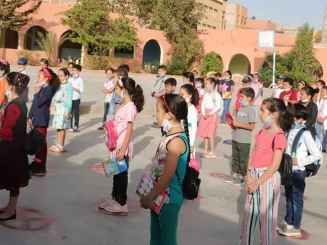 Maroc : une pétition pour dire non à la vaccination des enfants contre le Covid-19