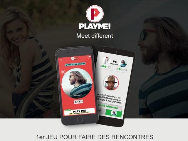 PLAYME! – Jouez, Rencontrez !