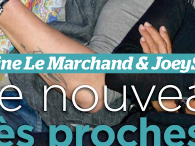 Karine Le Marchand, mauvaise humeur, pénible, révélation sur son quotidien avec JoeyStarr