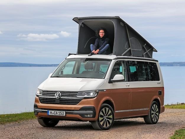 Virée Caradisiac - Volkswagen California 6.1 : road-trip aux accents de liberté au Canada