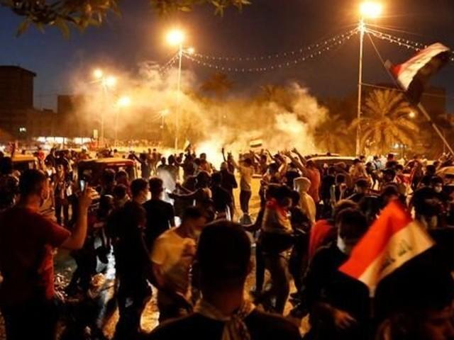 En Irak, les manifestations contre le gouvernement font plus de 60 morts en 48 heures