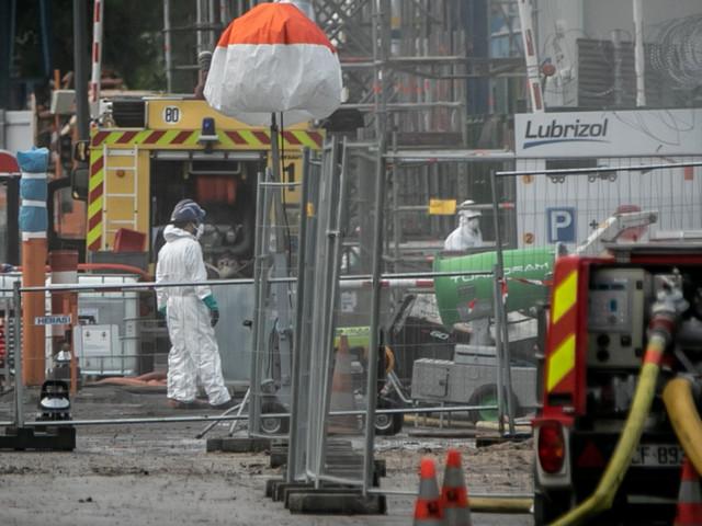 """Incendie à Rouen : les analyses de certains pompiers """"anormales"""" mais pas """"révélatrices"""""""