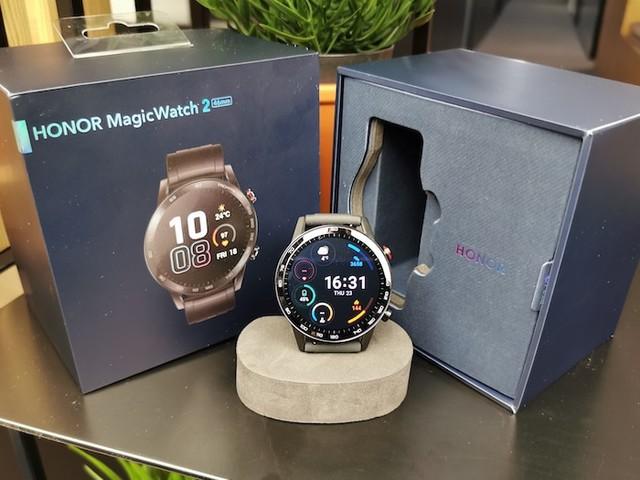 Test de la Honor MagicWatch 2 : une smartwatch surprenante pour ce prix