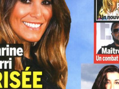 Karine Ferri, couple en danger, trouble confidence d'une sublime actrice
