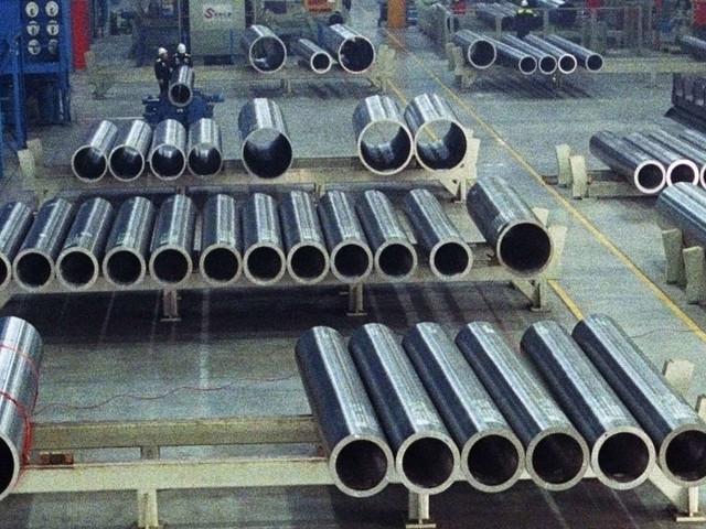 Le fabricant de tubes en acier Vallourec annonce la suppression d'un millier de postes, dont350 enFrance