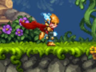 [Article] Tiny Thor, un platformer en 16-bit rendant hommage aux classiques