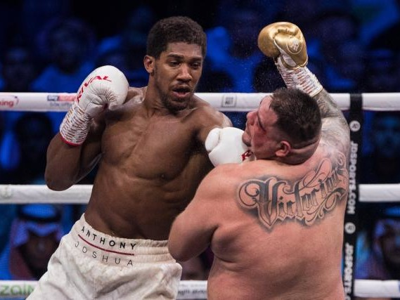 Boxe - Lourds - Le prochain combat d'Anthony Joshua quasi assuré en Grande-Bretagne