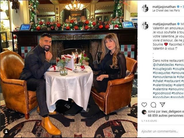 """Jonathan Matijas (Les Anges 12) annonce sa séparation avec Sarah Lopez : """"J'ai mal au coeur"""""""