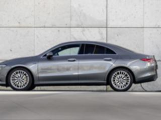 Le Mercedes CLA Coupé se décline en version hybride rechargeable EQ Power