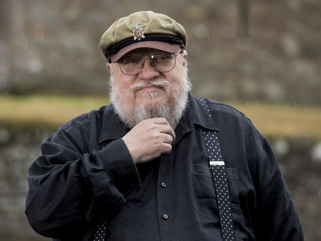 George R. R. Martin tente de terminer le 6ème tome de Game of Thrones pendant le confinement