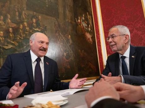 En visite en Autriche, Loukachenko veut rapprocher le Bélarus de l'UE