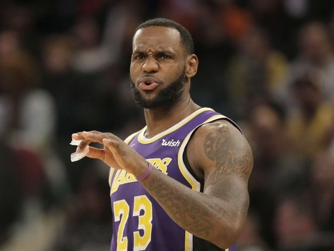 Lakers: Nike empêche LeBron James de filer son n°23 à Anthony Davis pour des raisons commerciales