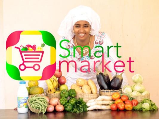 Smart Market : La plateforme alimentaire 100% digitale