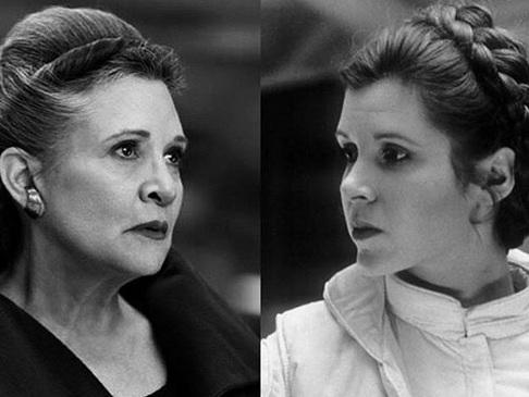 Star Wars : Carrie Fisher prédit sa mort dans une lettre mystérieuse !