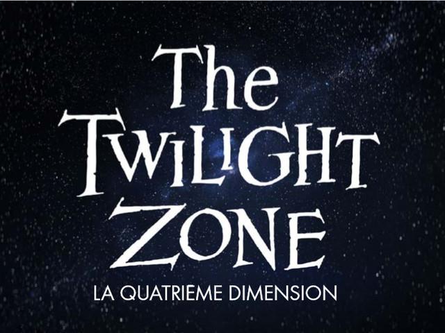 """""""The Twilight Zone: La quatrième dimension"""": la version modernisée débarque dés le 10 octobre sur Canal+ avec un dispositif inédit"""