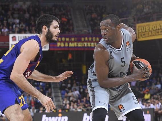 Basket - Asvel - Charles Kahudi absent un mois