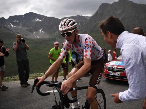 Romain Bardet: « J'ai perdu de vue le coureur que j'étais»